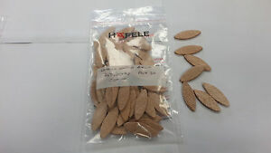 Lamello Jointing Biscuit Size 10 (267.90.010) Pk 100 (Hafele)