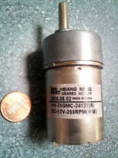 12V DC Gear Head Reversible Motor