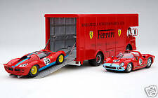 Exoto 43 | Maranello Concessionaires Ferrari Race Car Transporter | EXO00013