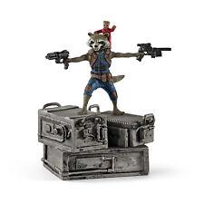 """21514-""""Rocket & Groot (GOTG 2 Movie)""""-Schleich #Marvel-NEU in OVP-mint in Box!!"""