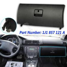 Black Glove Box Door Lid Cover For VW Golf Jetta A4 Bora Wagon 2002-2005 Clasico