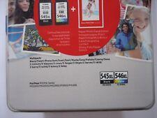 ORIGINAL Multipack black color CANON PG-545 XL + CL-546 XL MG-2550-2450-2950
