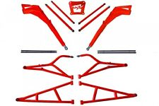 Lonestar LSR MTS +3.5 A-Arms Suspension Chassis Kit Polaris RZR XP Turbo