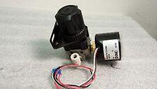 SMC ARX20-F01 Regulator & Pressure Gauge w/ Switch GP46