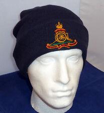 The Royal Artillery woolen beanie hat