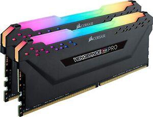 Corsair Vengeance RGB PRO 32 GB (2 x 16 GB) DDR4 3200 MHz RAM RAMM