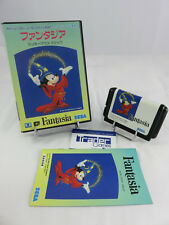 FANTASIA MICKEY MOUSE MAGIC , Disney , Sega Megadrive MD JPN