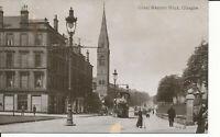 PC30561 Great Western Road. Glasgow. Valentine. 1912