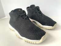 Nike Air Jordan Future Retro BG GS SZ 5.5y Black White Woven Oreo 656504-021