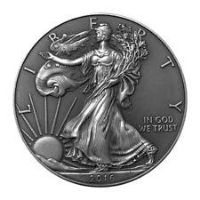 AMERICAN EAGLE Walking Liberty ANTIQUE FINISH 2016 1 Oz Silber 99.9 1$ Antik
