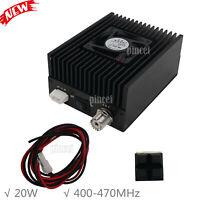 20W Digital RF Power Amplifier UHF Radio DMR Amplifier FM Power Amp