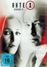 DVD-BOX NEU/OVP - Akte X - Season (Staffel) 11