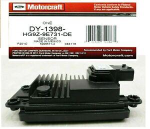 Vehicle Speed Sensor MOTORCRAFT DY1398
