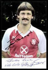 Heinz Traser Autogrammkarte Hessen Kassel 80er Jahre Original Signiert+A 112502