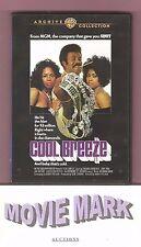 COOL BREEZE 1972 (Warner Archive Collection) Thalmus Rasulala DVD blaxploitation