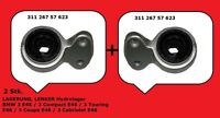 2 x LAGERUNG, LENKER Hydrolager BMW 3 E46 / 3 Compact E46 / 3 Touring E46 /Coupу