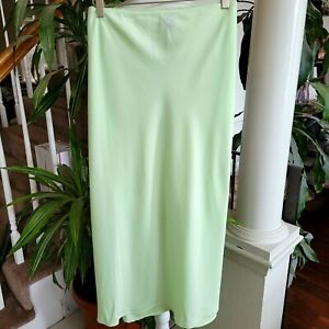 Women's Full Length Slip Undergarment Wild Fable Mint Green Plus Size XXL NWOT