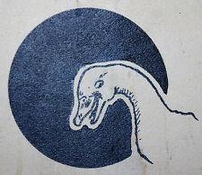 GINO BALDO (1884-1961) DESSIN de PRESSE ORIGINAL PARU 1915 BICARD dit le BOUIF 8
