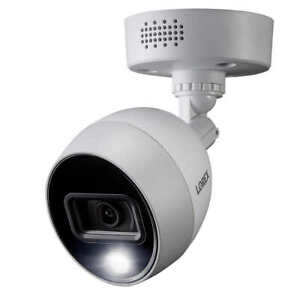 Lorex 4K Ultra HD Active Deterrence Security Camera C883DA