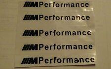 BMW 2 M Performance Aufkleber, Motorsport Rückspiegel Logo M2 M1 M3 M5 M6 13 cm