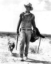 JOHN WAYNE PHOTO hondo film great movie photograph