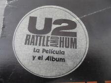 U2 Rattle & Hum LP Vinyl Venezuela