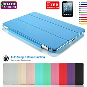 Smart Case For Apple iPad 9.7inch 6th 5th Gen iPad Air Leather Stand Folio Cover