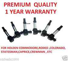 Ignition Coils FIT Holden Commodore Rodeo Colorado Adventra VZ VZ WL '04-'06 X 6
