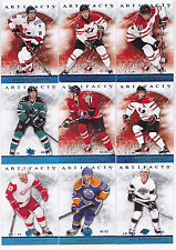 12-13 Artifacts Logan Couture /85 Sapphire Blue Sharks 2012