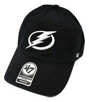 '47 Brand Mens NHL Tampa Bay Lightning Fitted Franchise Hat Cap New S, M, L, XL