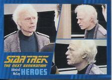 Star Trek TNG Heroes & Villains Parallel Base Card #44