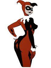 DC Comic Harley Quinn Art Print Unsigned New Unused Rare Print Unframed #4 Print
