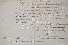 Une tabatière en or offerte par Napoléon III.