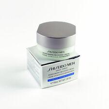 Shiseido Men Moisturizing Recovery Cream Hydration - Full Size 50mL / 1.8 Oz.