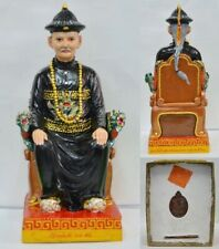 Amulet Yi Ko Hong Statue Kruba Krissana Thai Magic Talisman Luck Money Trade