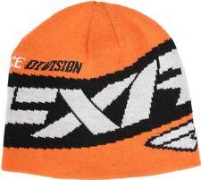 FXR Podium Beanie Hat Orange/Black/White