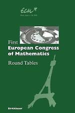 First European Congress of Mathematics 121 by European Congress of...