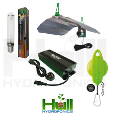 Lumii Digital 600w Dimmable Light Kit Sunmaster Dual Lumii Lifts Hydroponics