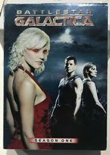 Battlestar Galactica - Season 1 (DVD, 2005, 5-Disc Set)