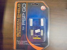 CTA Screen Shield & Cleaning Cloth For PSP GO