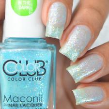 Color Club Get Down Tonight Glow in The Dark Anr12 FREEPOST Australia 15ml