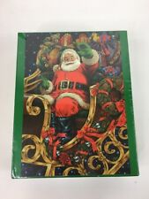 Christmas Party Puzzle Santa Claus by Brother Sister Design 1000 Pc New Sealed