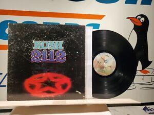 Rush  2112 LP VIRTUAL YARD SALE Combined Worldwide Shipping