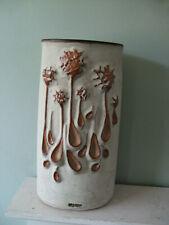 Vintage Shelf Studio Pottery, Halifax | Stoneware Floor Vase