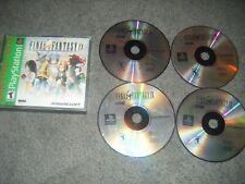 Final Fantasy IX ( Sony PlayStation 1 )  3