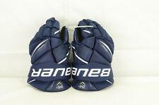 Bauer Vapor 2X Pro Hockey Gloves Navy/White Senior Size 14 (0330-2522)