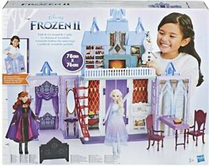 Frozen 2 Fold And Go Arendelle Castle