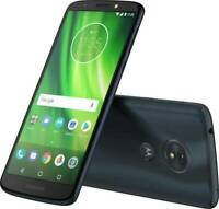 BNB Moto G6 Play DUAL SIM UNLOCKED 3GB RAM 32GB Mobile - Deep Indigo+WARRANTY
