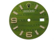Green Rolex Datejust dial 36mm ref. 116233 116238 116203 16008 16238 16233 new