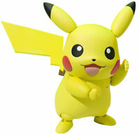 S.H.Figuarts Pokemon PIKACHU Action FIgure BANDAI TAMASHII NATIONS NEW Japan